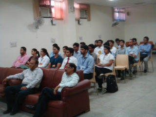 Induction Workshop for PGDM- IB