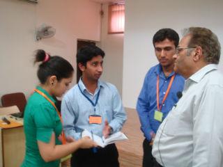 Prof S.C Kapoor, Faculty, JIMS