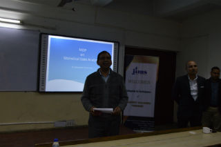 JIMS Rohini organised MDP On STATISTICAL DATA ANALYSIS ON MS EXCEL