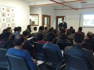 JIMS Rohini conducted an MDP on Managing Professional and Ethical Behaviour for a Successful Career