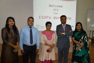 MDP on ESOPs with Retailer's Association of India (RAI)