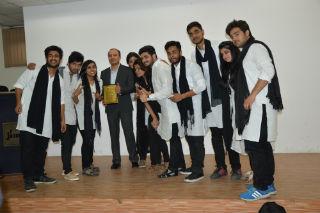 PGDM, MCA, BBA & BCA Students JIMS Rohini Sector-5 Delhi