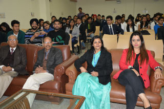 judges were Mr. Brajamohan Panigraha, TPDDL, Ms. Pratima, JIMS, and Ms. Kiran Gupta, TPDDL.