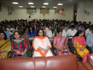 ORIENTATION PROGRAM PGDM-RM Vth Batch