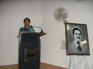 Ms. Yukti Ahuja, Assistant Professor, JIMS