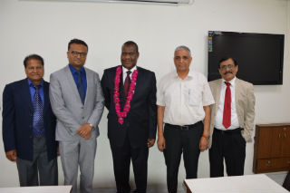VII batch of PGDM-IB & RM programme at JIMS, Rohini commenced
