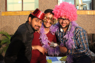 Farewell Party at JIMS Rohini