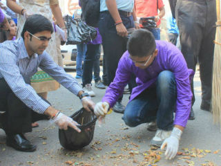 Clean India for Healthy India drive