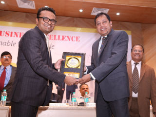 MR. MANISH GUPTA (CHAIRMAN JIMS)