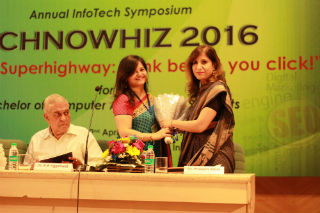 JIMS organized Seminar on Information Superhighway: Think before you click!