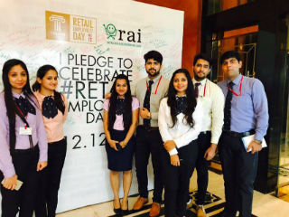 JIMS PGDM Retail Management Students