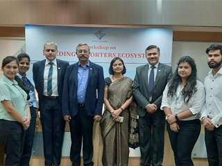 Students of PGDM-International Business(2019-21) attended a workshop organised by FIEO on 11th July 2019 on