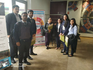 JIMS Rohini PGDM IB Students attended the event Promoting Exports through Standards organised by FIEO