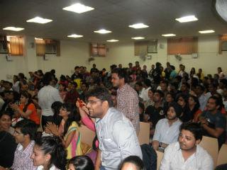 cultural club JIMS Rohini