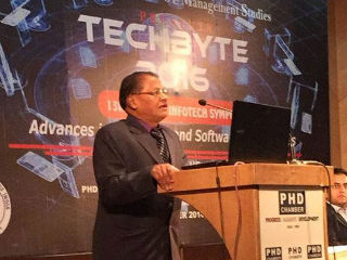 JIMS Rohini organized 13th Annual IT symposium TECHBYTE 2016