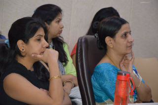 JIMS Rohini Tuesday Talk by Dr.Bhupender Kumar Som and Dr. Yukti Ahuja