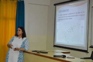JIMS Rohini Tuesday Talk by Dr. Deepshikha Aggarwal and Ms. Disha Grover