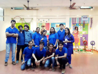 JIMS Rohini PGDM Retail & Marketing Students