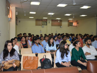 workshop for BBA Students JIMS Rohini