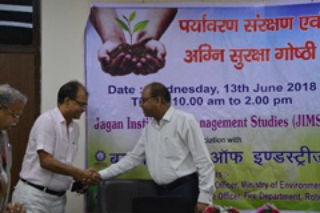 Workshop on Environmental Aspects of Sustainability and Fire Safety for MSME