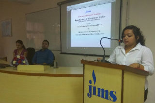 IP Department organized a Guest Lecture