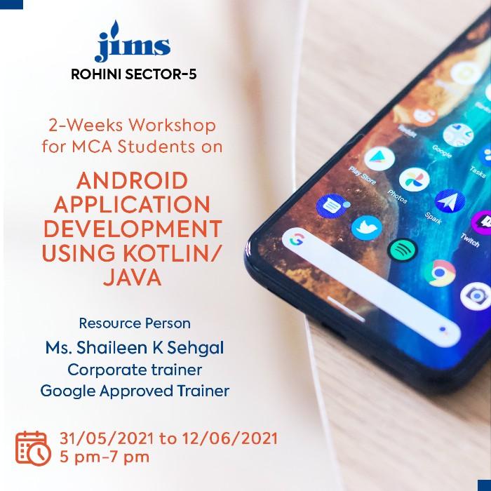 JIMS Rohini Events