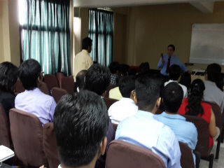 Guest Lecture on Travel Retail