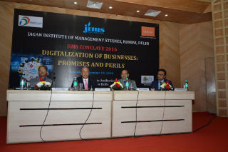 JIMS Conclave on digitalization