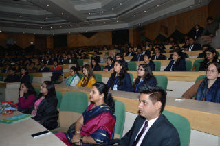 Jagan Institute of Management Studies (JIMS) conclave