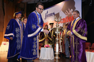 JIMS, SECTOR-5, ROHINI organized its 21STAnnual convocation
