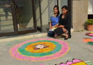 Students JIMS Rohini Delhi