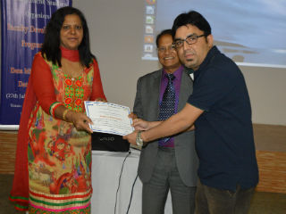 Faculty Development Programme for IT Dept.