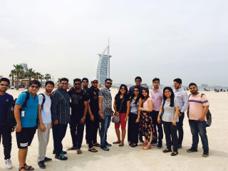 Educational Trip to Dubai