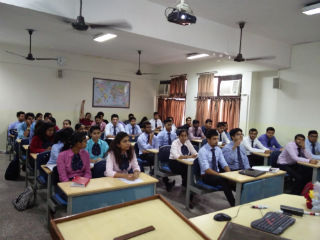 special session on GST was conducted for PGDM