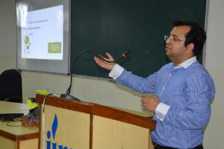 Guest Lecture on Various Incentives for Exports