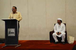 Motivational Lecture on Master of Supply Chain Mumbai Dabbawala