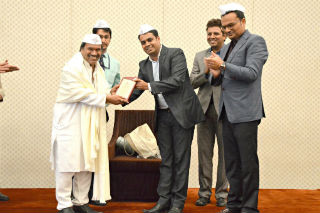 JIMS organised Motivational Lecture on Master of Supply Chain Mumbai Dabbawala