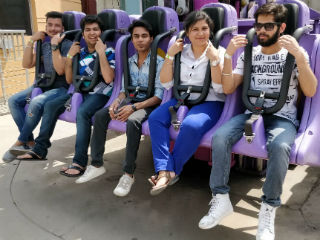 JIMS Rohini PGDM-IB Students Excursion Trip to Worlds of Wonder, Noida