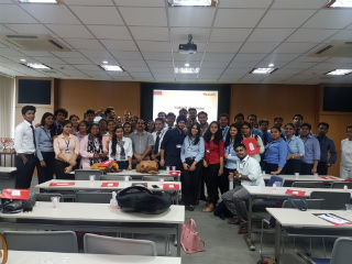 A Session on Entrepreneurship for PGDM students
