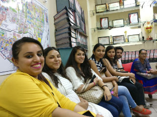PGDM- Retail Management students