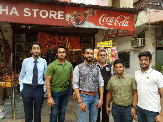 A retail store visit activity was conducted for PGDM RM students