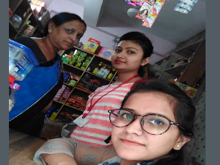 A retail store visit activity was conducted for PGDM RM students, Rohini Sector-5 Delhi