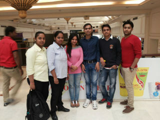 PGDM Retail Management Students