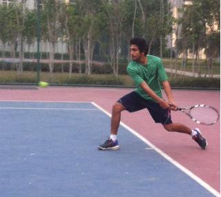 Lawn Tennis (Doubles)