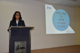 Inter College IT Quiz competition