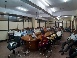 Workshop on Computer Literacy at MCD