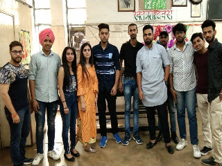 JIMS Rohini patriotic club in association with Juventra Youth Club organised Donation Camp