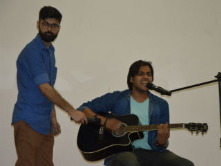 Talent Hunt  was organized  for PGDM 2017-2019 Batch