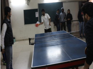 Table Tennis Tournament at JIMS Rohini
