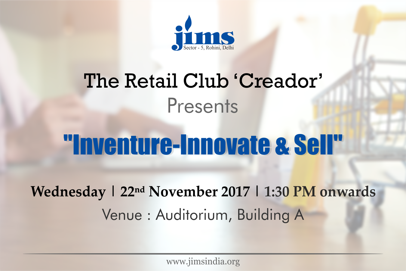 Creador - The Retail Club activity Inventure: Innovate and Sell